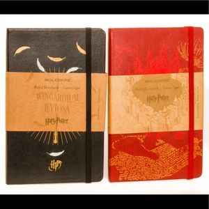 Moleskine Limited Edition Harry Potter Notebooks